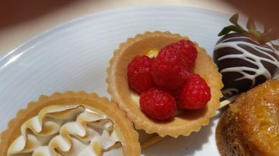 Decadent Dessert Tray