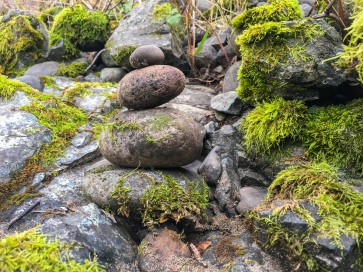 Mossy Cairn