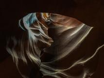 Heart of the Canyon, Lower Antelope Canyon, Arizona