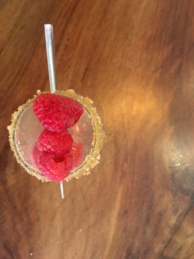 Raspberry Champaign
