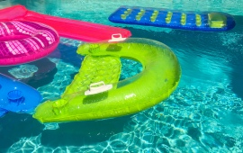 Swimming Floats In Pool