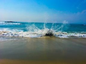 Crashing Waves, Northern California