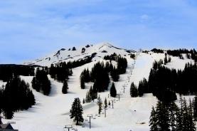 Mt. Bachelor Ski Resort, Bend, Oregon